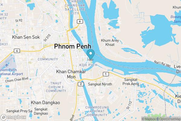 Chakto Mukh, Daun Penh, Phnom Penh