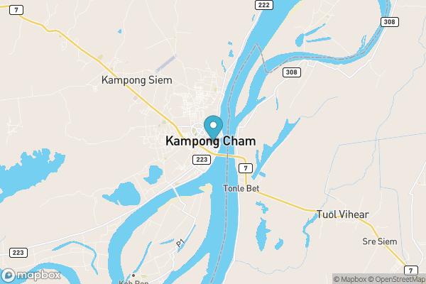 Kampong Cham, Kampong Cham