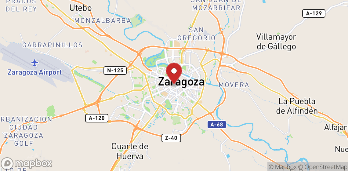 Motorcycle and scooter rentals in Zaragoza