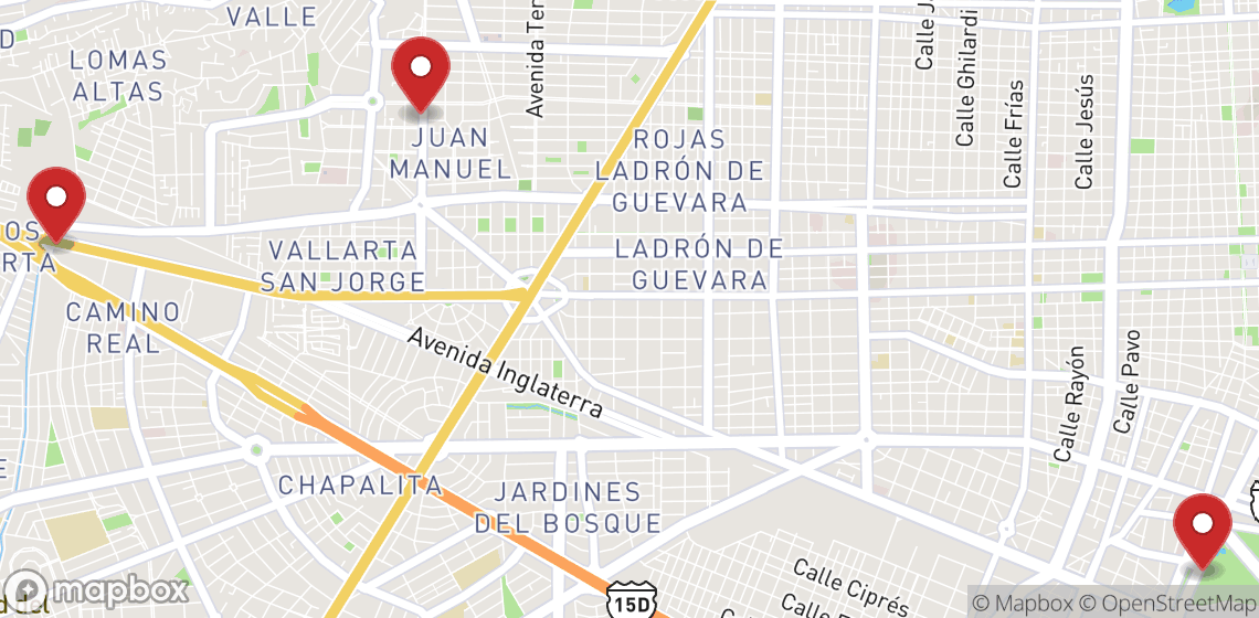 Location de motos et scooters à Guadalajara
