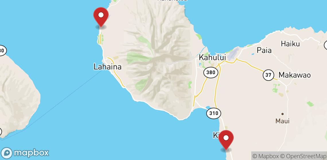 摩托车租车:  Hawaii