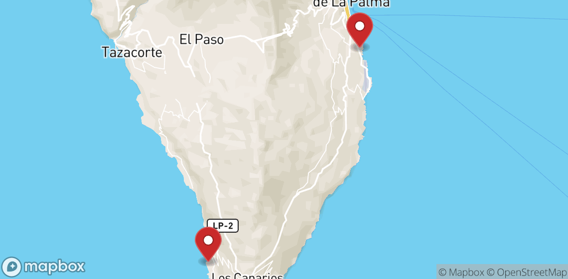 Location de motos et scooters à La Palma