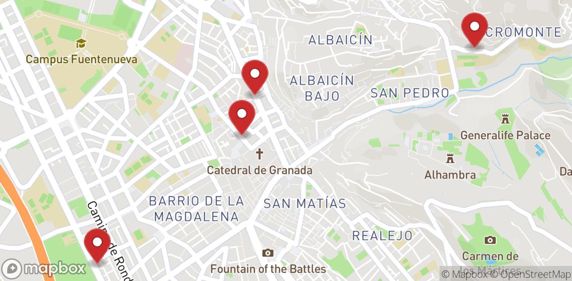 השכרת אופנועים וקטנועים ב Granada