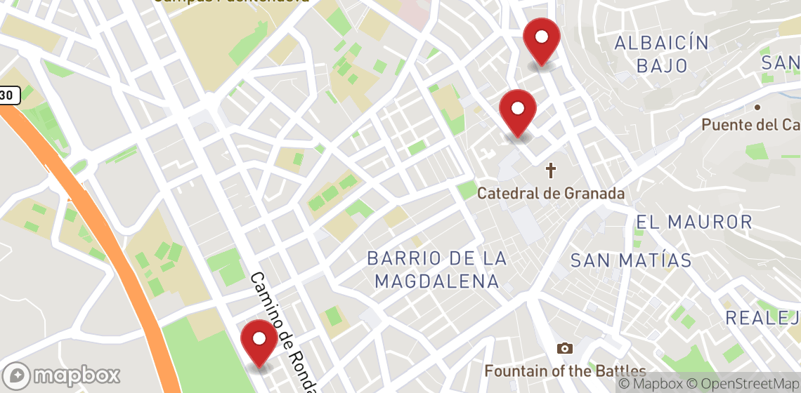 Motorcycle and scooter rentals in Granada