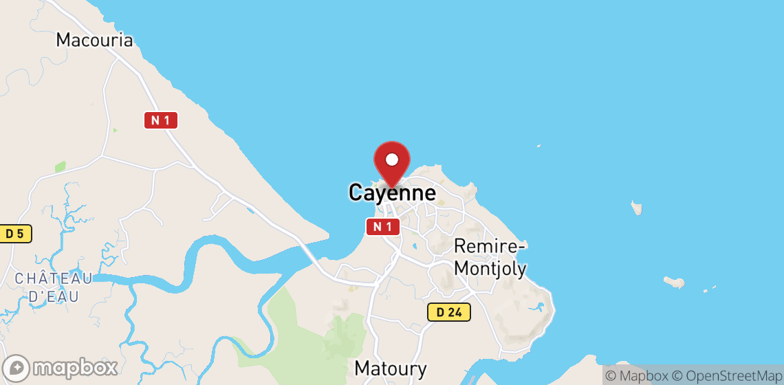 Location de motos et scooters à Guyane
