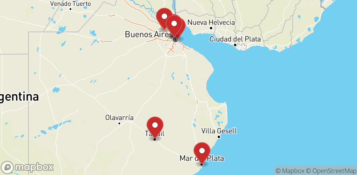 Motorrad und Rollerverleih in Buenos Aires