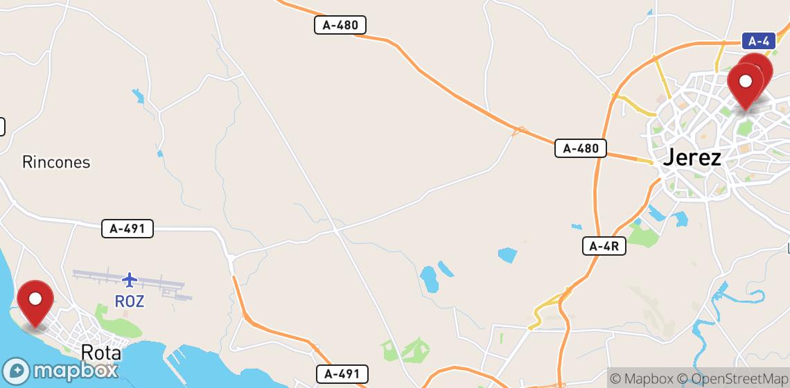Location de motos et scooters à Cádiz