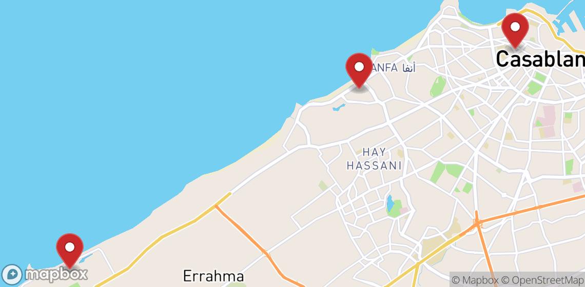 Location de motos et scooters à Casablanca