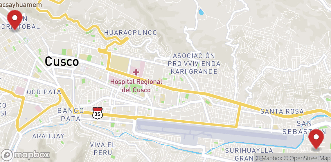 Location de motos et scooters à Cuzco