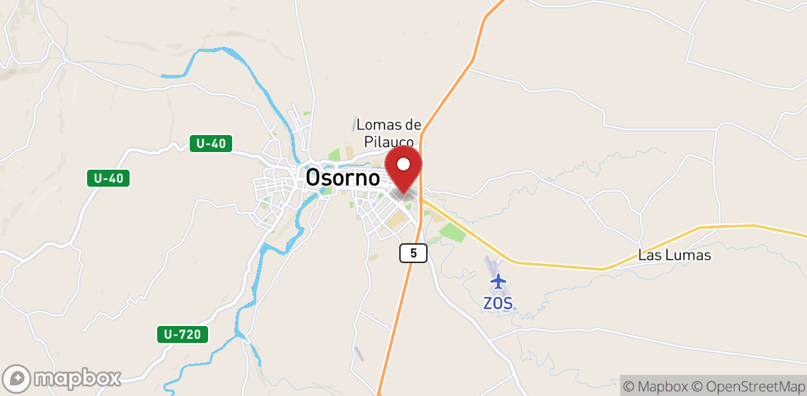 Motorcycle and scooter rentals in Osorno