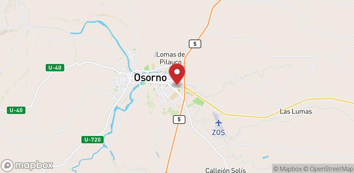 Motorsykkel- og scooterutleie i Osorno