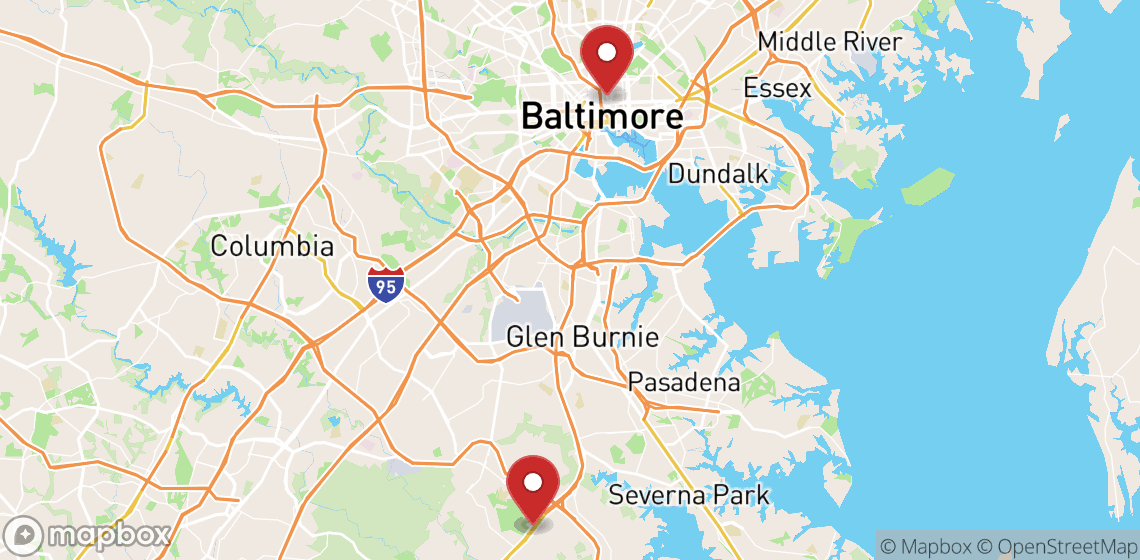 Motorcycle and scooter rentals in Maryland