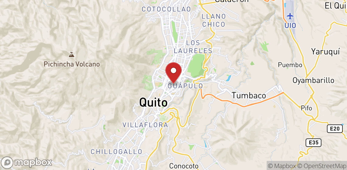 Location de motos et scooters à Quito