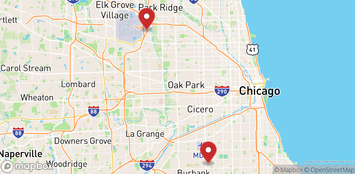Motorcycle and scooter rentals in Chicago