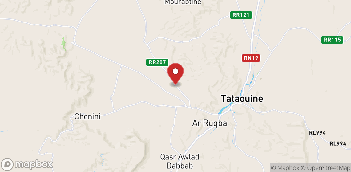 Motorcykel- og scooterudlejning i Tataouine