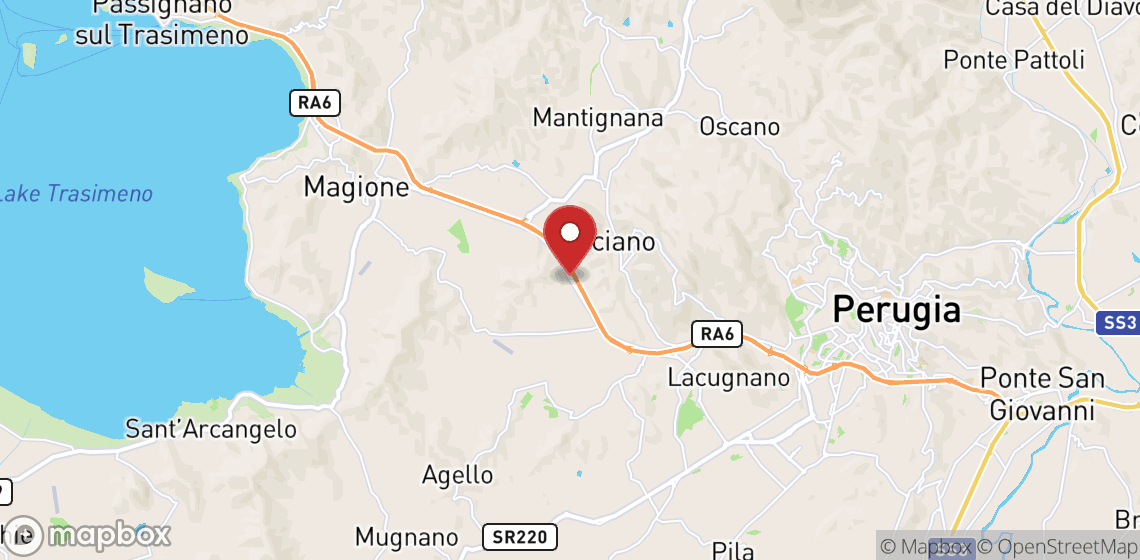 摩托车租车: Perugia