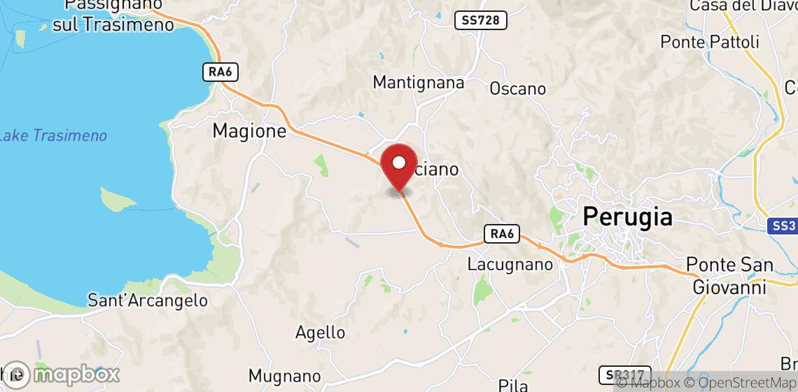 Motorrad und Rollerverleih in Perugia