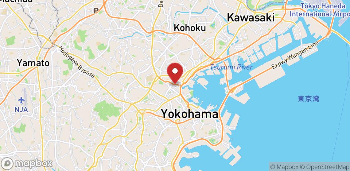 摩托车租车: Yokohama