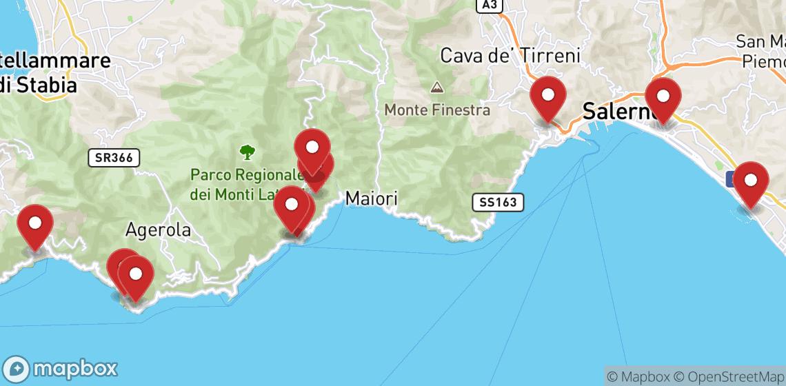 Noleggio moto e scooter Salerno
