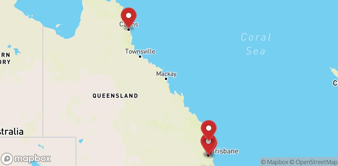 Motorrad und Rollerverleih in Queensland