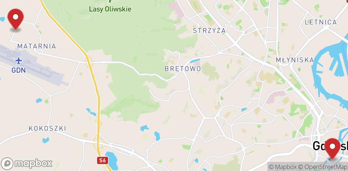 Noleggio moto e scooter Pomorskie