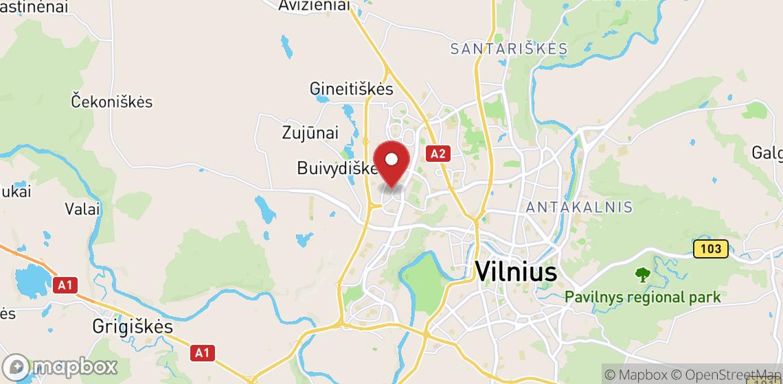 Alquiler de motos y scooters en Vilnius