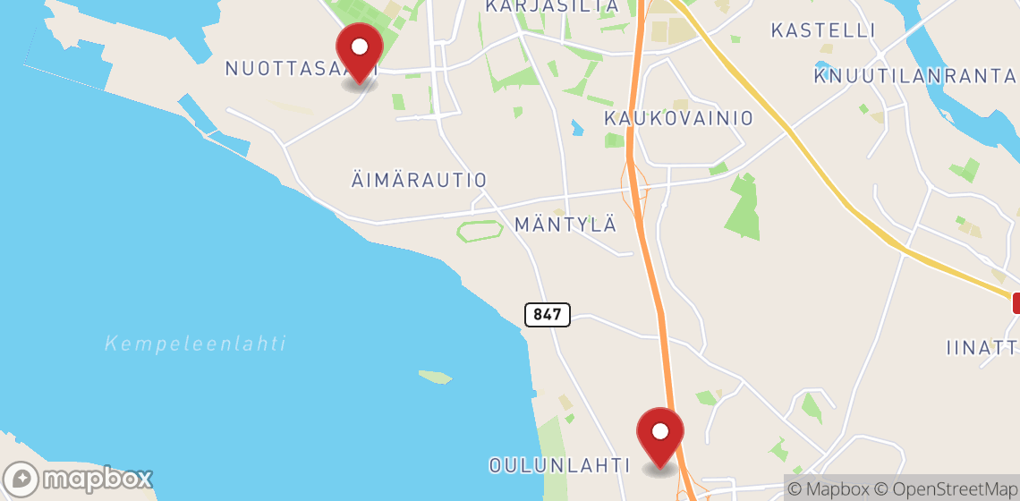 Motorcycle and scooter rentals in Oulu
