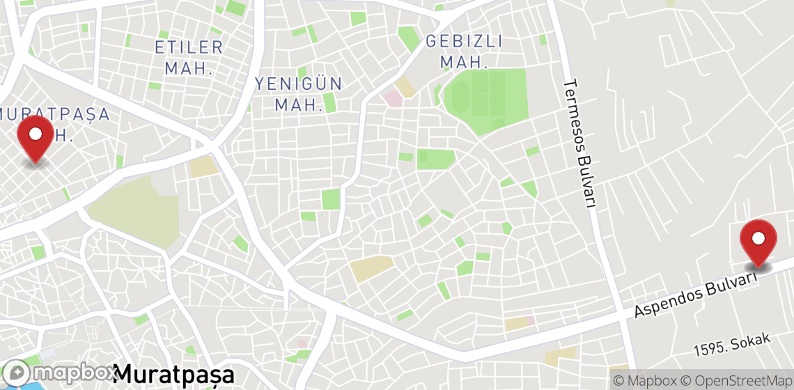 Location de motos et scooters à Antalya