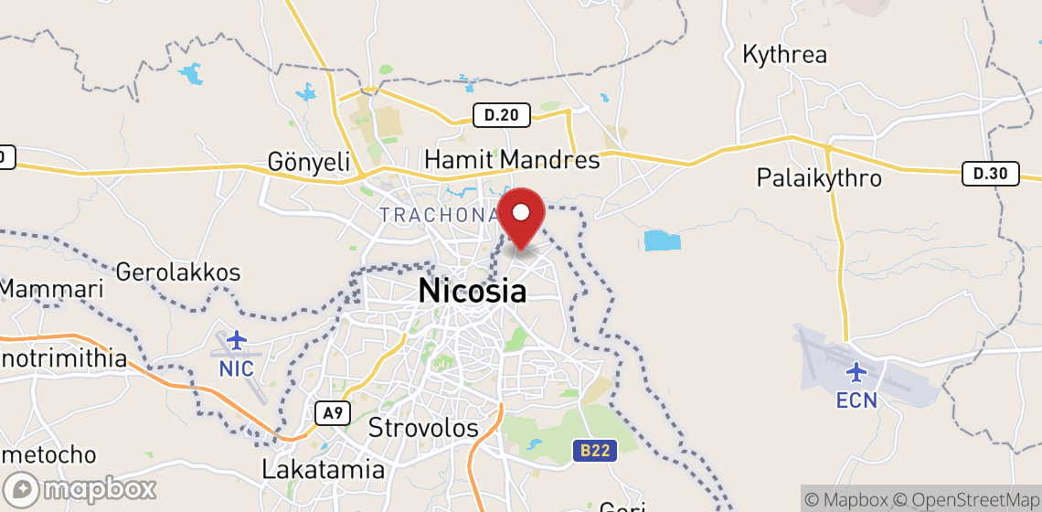 Motorcycle and scooter rentals in Nicosia