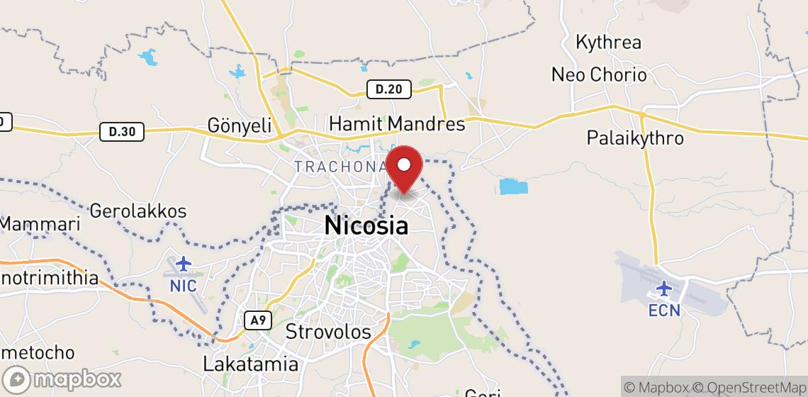 Motorcykel- og scooterudlejning i Nicosia