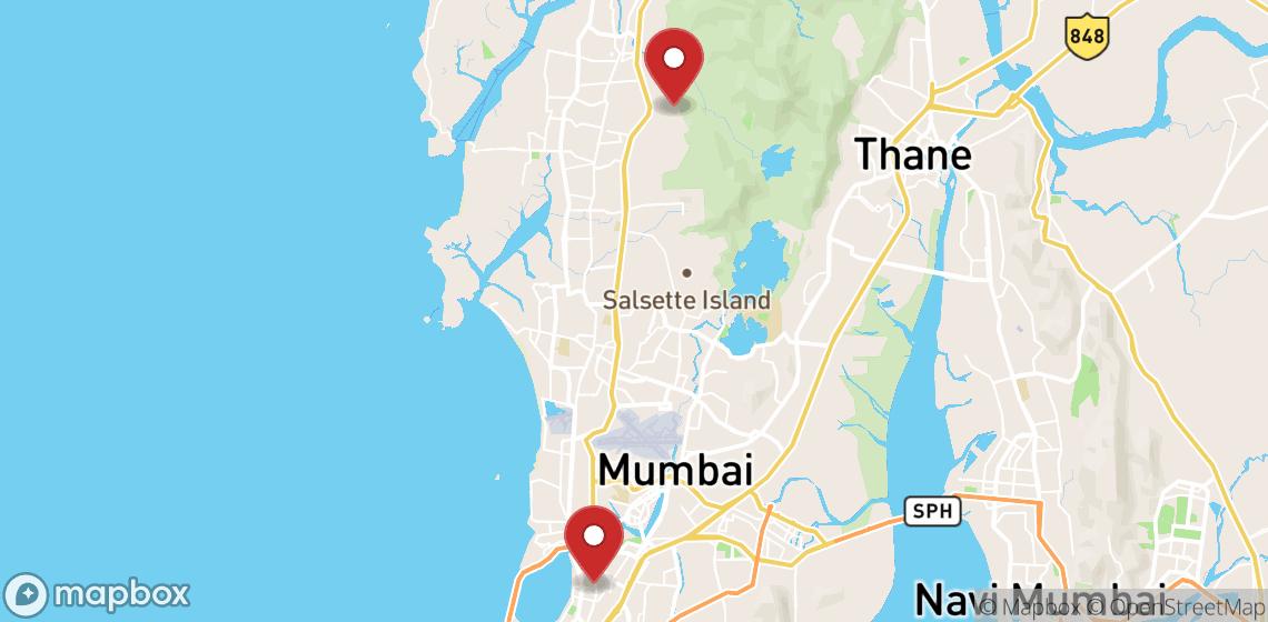 Motorcykel- og scooterudlejning i Maharashtra