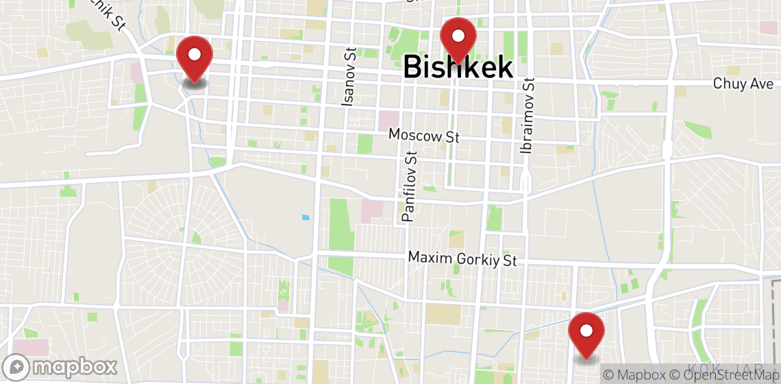 Motorcycle and scooter rentals in Bishkek