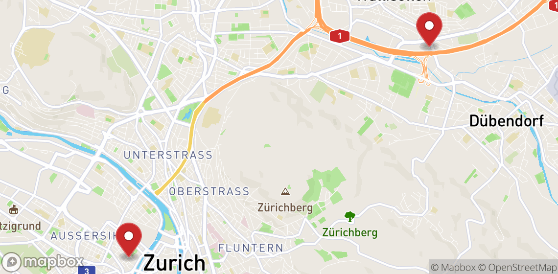 Motorcycle and scooter rentals in Zürich