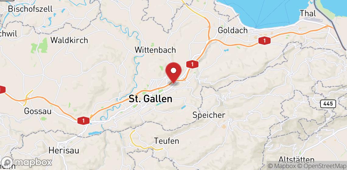 Location de motos et scooters à Saint-Gall