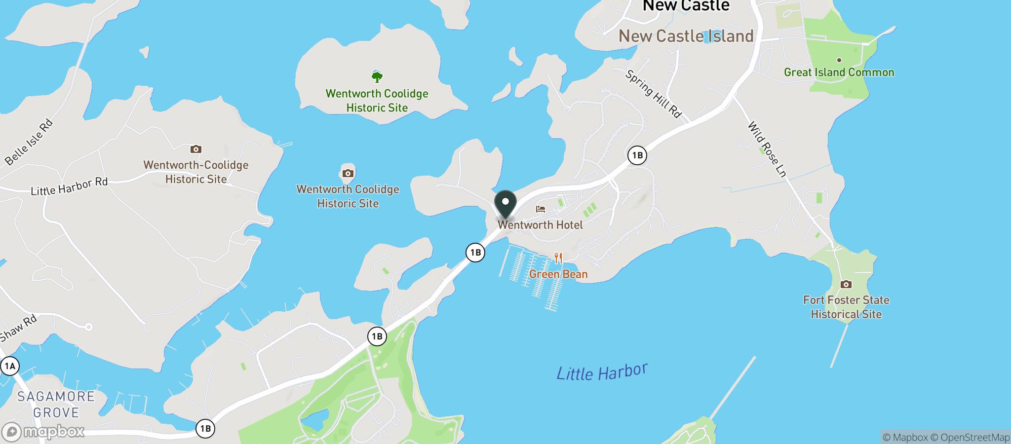 Map at 43.059505,-70.727691