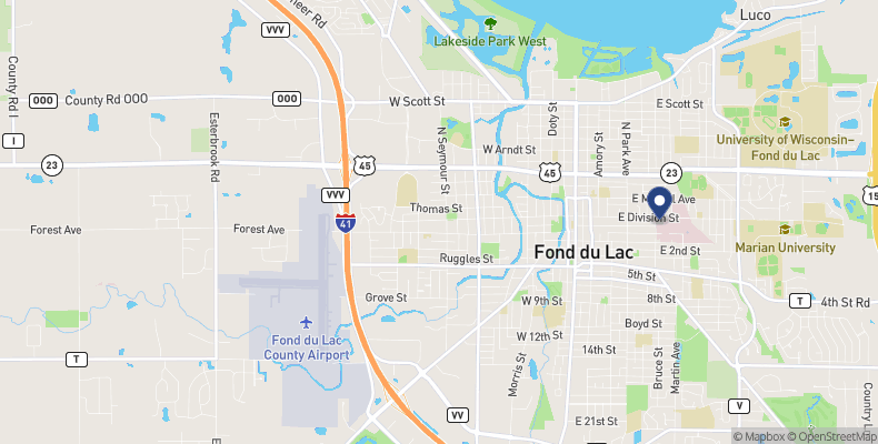 Advanced Heart Failure and Transplant Outreach Clinic, Fond du Lac (consults only)
