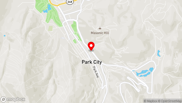 Google Map of 900 to 200 Main Street, Park City, UT 84060