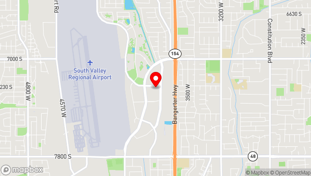 Google Map of 3763 West Center Park Drive, West Jordan, UT 84084