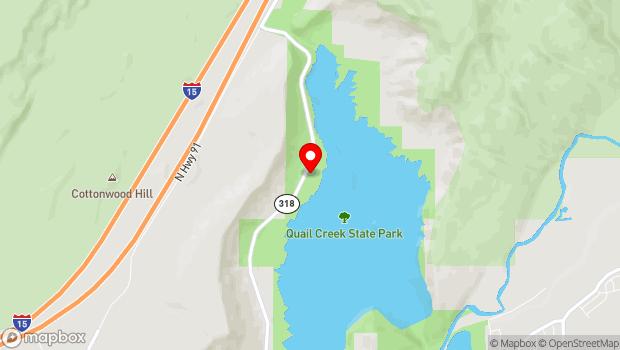 Google Map of 472 N. 5300 W., Hurricane, UT 84737