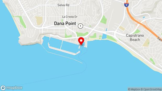 Google Map of 34675 Street of the Golden Lantern, Dana Point, CA 92629