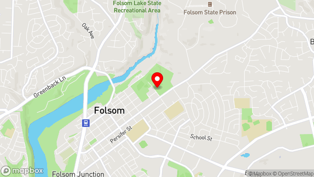 Google Map of 403 Stafford Street, Folsom, CA 95630
