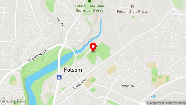 Google Map of 200 Stafford St., Folsom, CA 95630