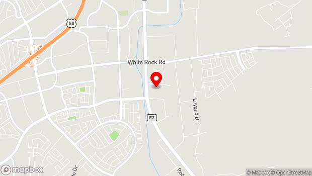 Google Map of 11270 Sanders Dr, Rancho Cordova, CA 95742