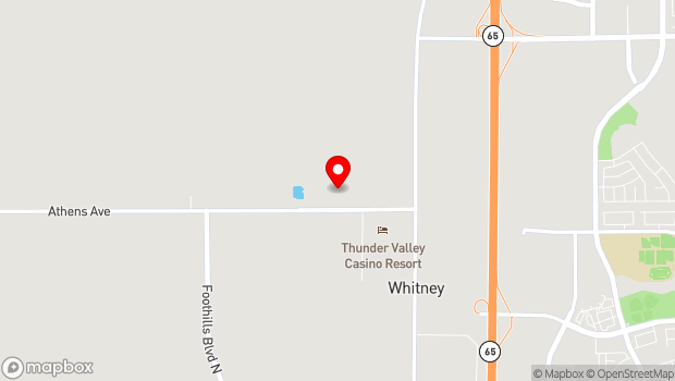 Google Map of 1200 Athens Avenue, Lincoln, CA 95648