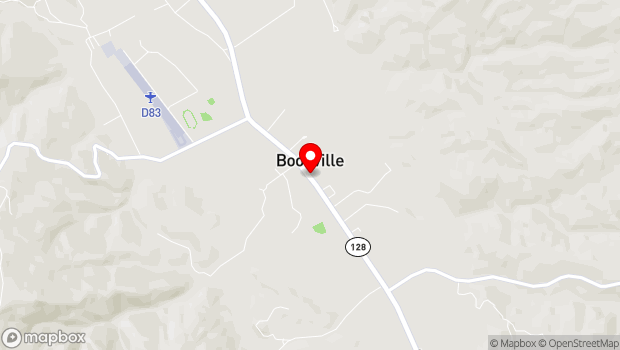 Google Map of 14211 Highway 128, Boonville, CA 95415