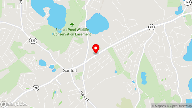 Google Map of 4404 Falmouth Rd (Rt. 28), Cotuit, MA 02635