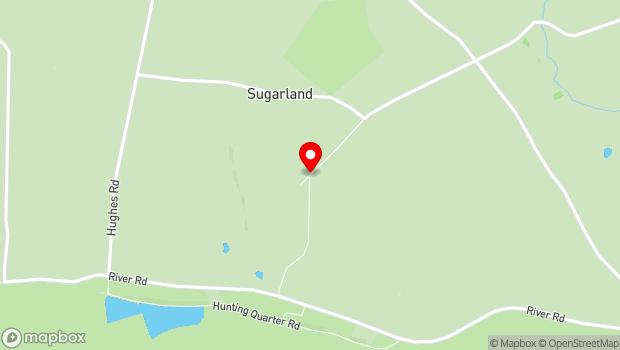 Google Map of 14730 Sugarland Lane, Poolesville, MD 20837