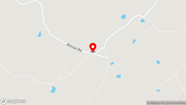 Google Map of 699 Altman Rd., Gray, GA 31032