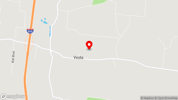 Google Map of 4847-F McCrary Road, Lebanon, TN 37087
