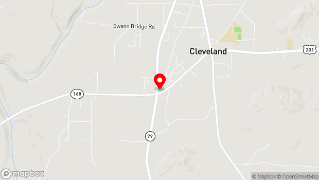 Google Map of 36320 AL Highway 79, Cleveland, AL 35049